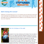 Steptember Participant of the Week: Manpreet Virdi