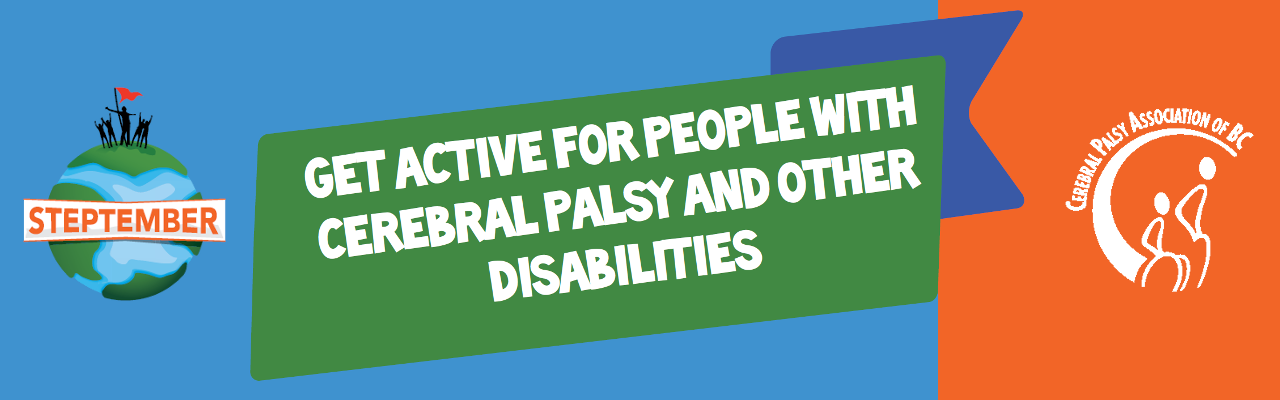 Cerebral Palsy Association of BC Steptember