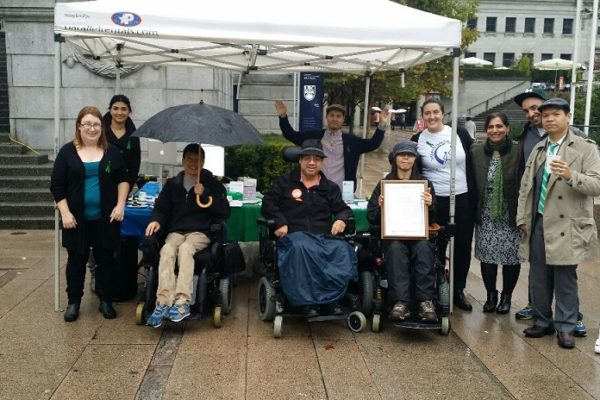 World Cerebral Palsy Day 2015 a success!