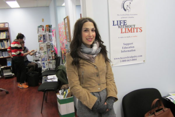 A Heart of Gold: March Volunteer of the Month Rebecca Levi