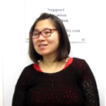 It's a girl! CPABC congratulates former staff member Christina Han