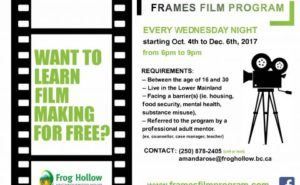 Frames Film Program