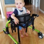 STEPtember Talks: Char and two-year-old son, Liam, spread positivity