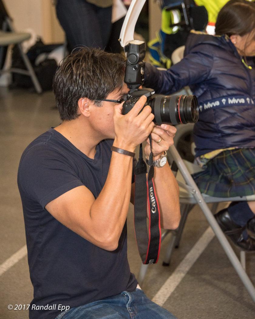 Media person, photographer