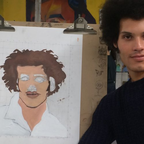 Learn Without Limits: An artist at heart – Marco Dixon pursues his passion