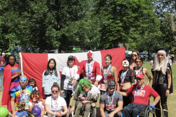 #TeamCPABC raises over $10,000 for Scotiabank Vancouver Half Marathon and Charity Challenge
