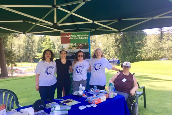 CPABC Team at the TMX Golf Tournament