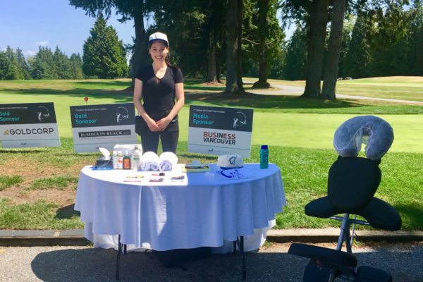 CPABC Staff at the TMX Golf Charity