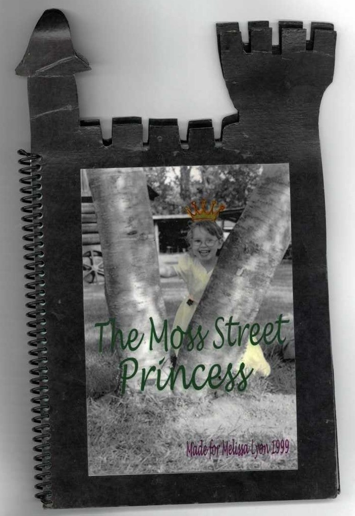 Melissa Lyon's Story of Living with Cerebral Palsy, Her Moss Street Princess book