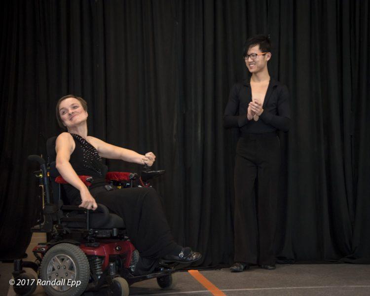 Adapted dancing