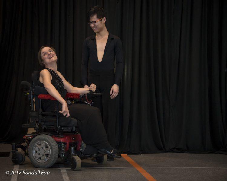 Fashion without limits, dancers